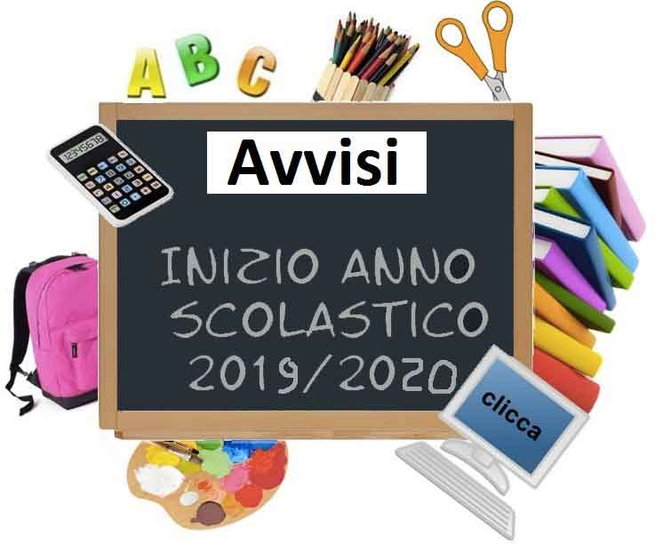 Inizio Anno scolastico 2019/20 Scuola Oblate Frattocchie