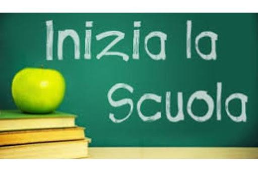 Inizio Anno scolastico 2020/2021 Scuola Oblate Frattocchie