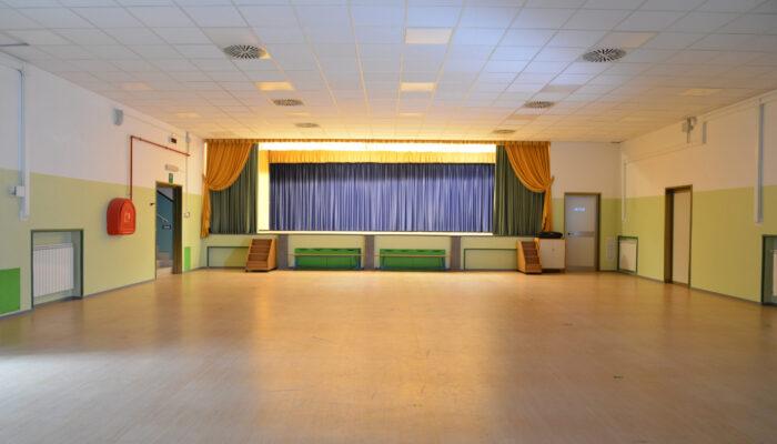 sala Teatro scuola Frattocchie